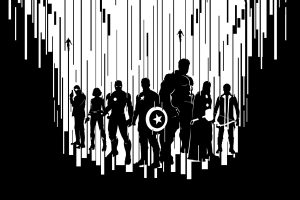 Avengers 2 Age Of Ultron Artwork Wide