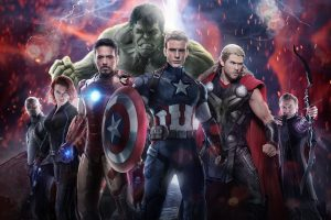 Avengers Age Of Ultron 2015 Wide