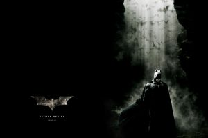 Batman Begines Movie Dark