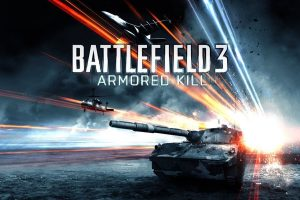Battlefield 3 Armored Kill Wide