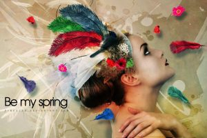 Be My Spring Wide