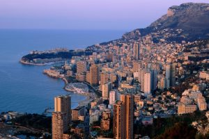 Beautiful Monaco City