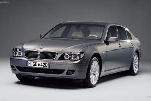 Bmw 7 Series 760il Wide
