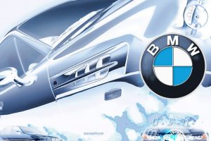 Bmw Abstract