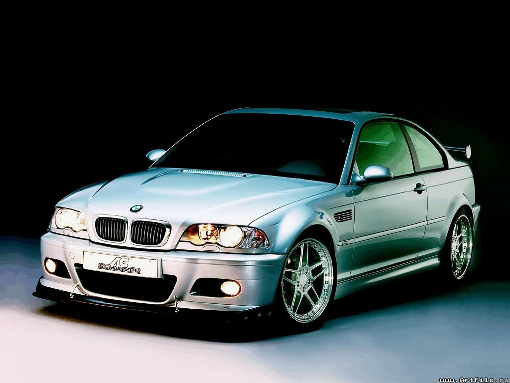 Bmw Ac Shnitzer Abstract