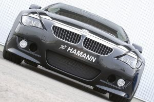 Bmw Hamann Z4m Roadster Frontview