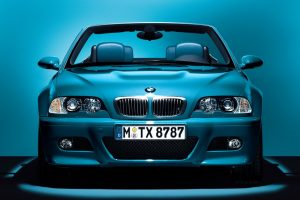Bmw M3 Coupe Abstract