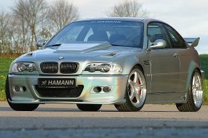 Bmw M3 Coupe Silver
