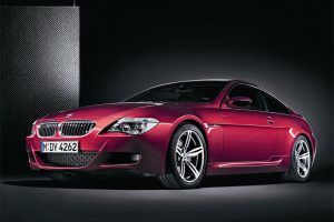 Bmw M6 Red Cool