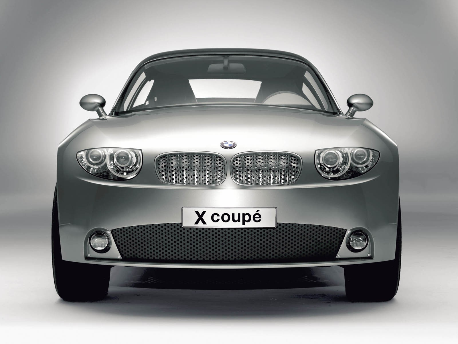 Bmw X Coupe Front View