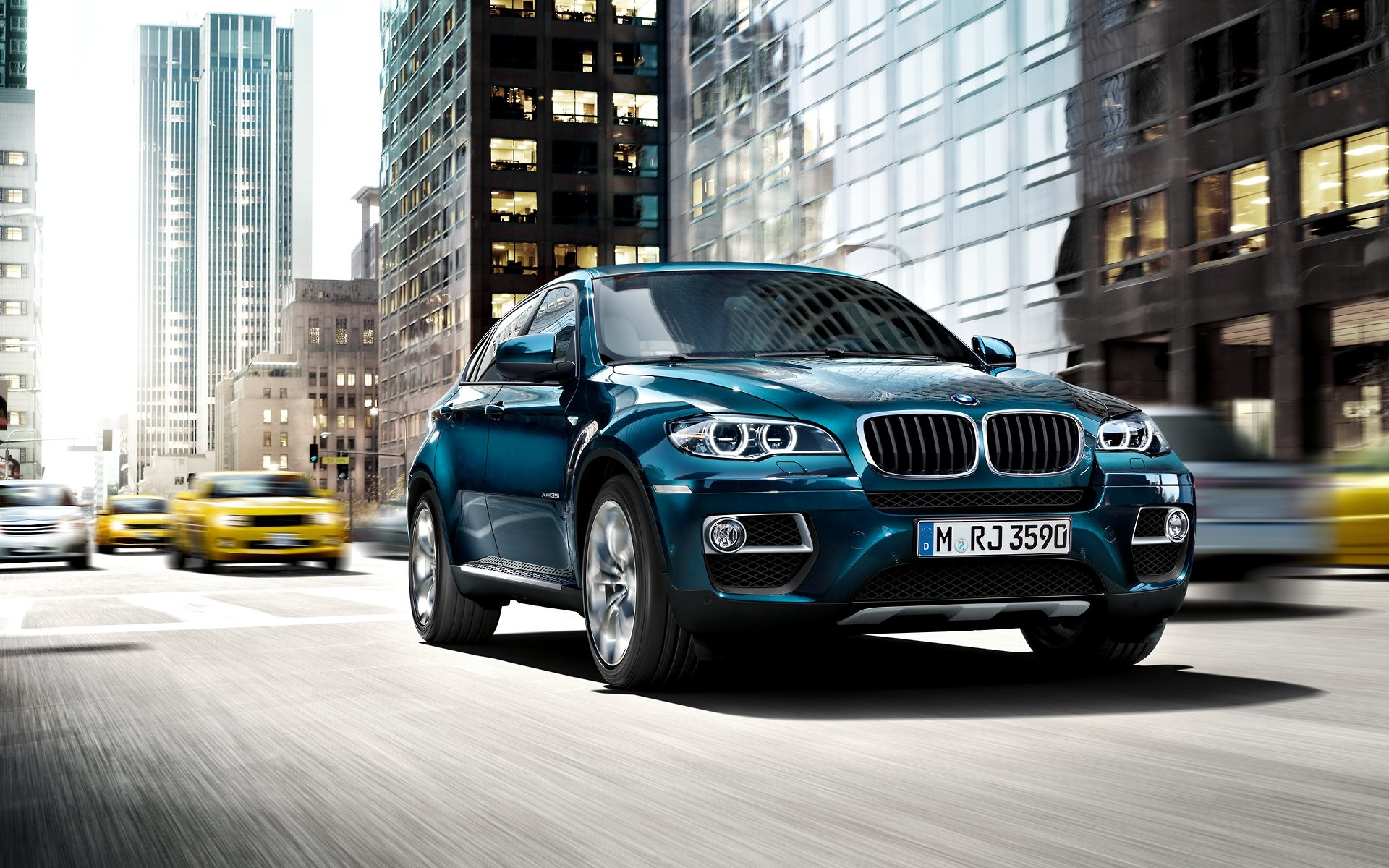 Bmw X6 2013 Facelift Wide