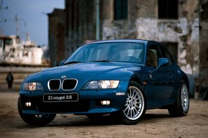 Bmw Z3 Coupe 2 8 Blue