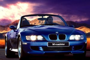 Bmw Z3 Roadster Cool Photo