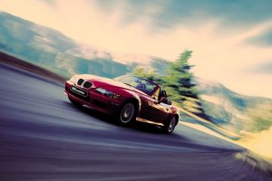 Bmw Z3 Roadster Photoshoot