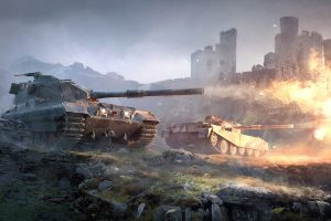 British Tank Destroyers World Of Tanks Wide