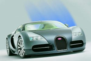 Bugatti Veyron Mid Engined Grand Touring Car