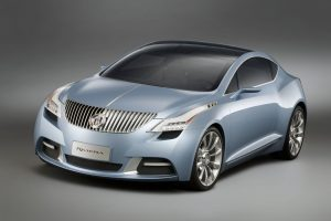 Buick Riviera Concept 2009 Front Angle Wide