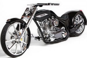 American Chopper Cadillac Bike