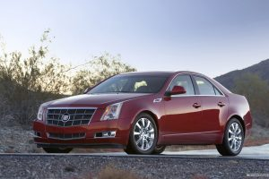 Cadillac Cts 2008 Wide