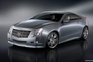 Cadillac Cts Coupe Wide
