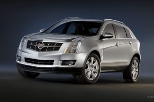 Cadillac Srx Crossover 2010 Wide