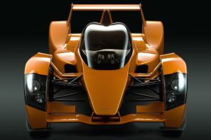 Caparo T1 Prelaunch Front Up Studio Wide