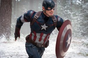 Captain America Avengers 2 Wide