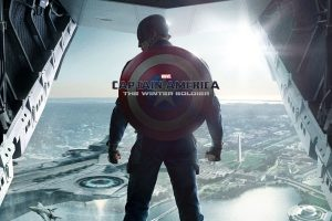 Captain America The Winter Soldier Wide