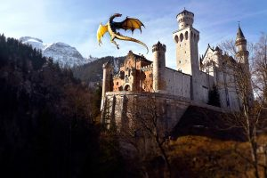 Castle Dragon Guardian