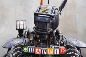 Chappie 2015 Movie Wide