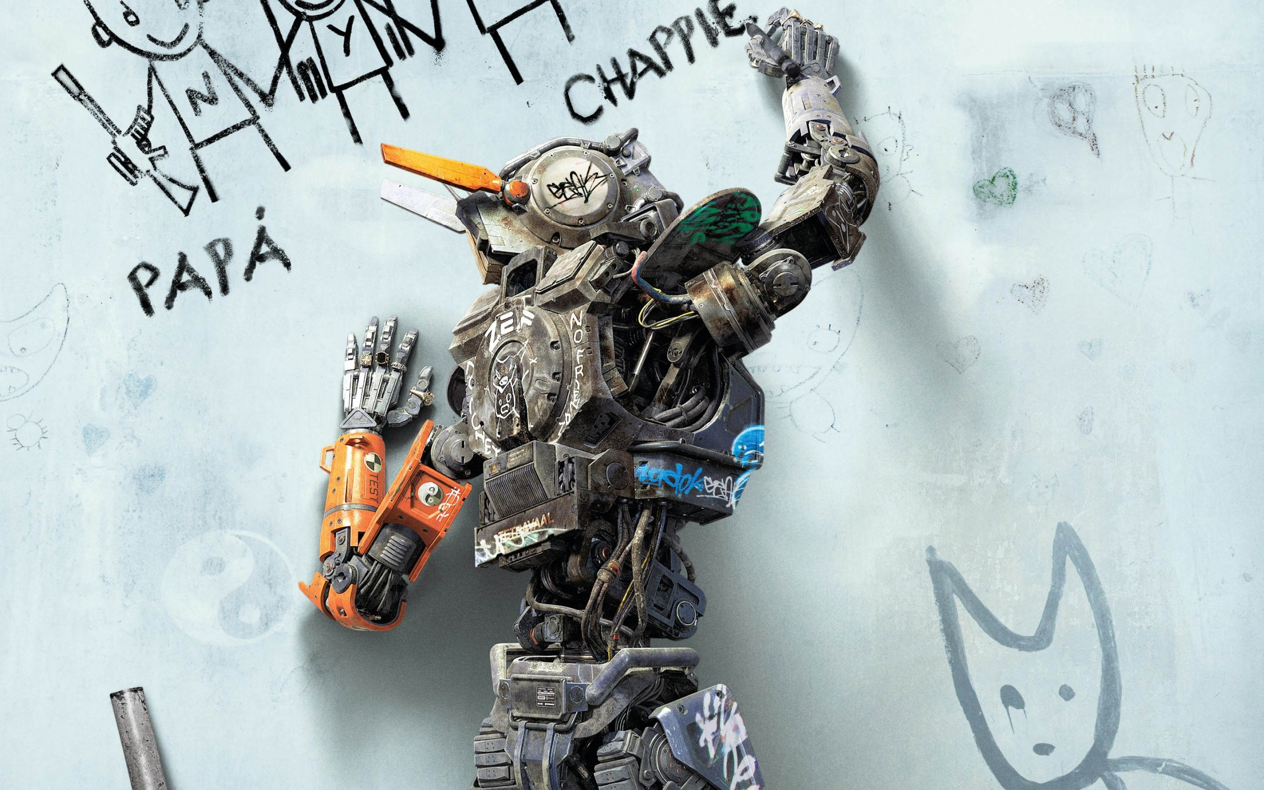 Chappie Wide