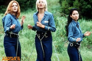 Charlies Angels In Nature