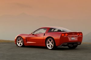 Chevrolet Corvette C6 Sports Car