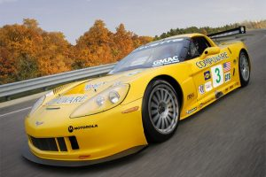 2005 Chevrolet Corvette C6R Race Car. X05MO_CH031