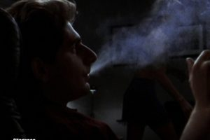 Christopher Moltisanti Smoking
