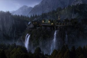 City From Dreams Rivendell Wide