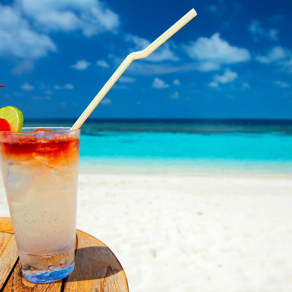 Cocktail At The Beach Other