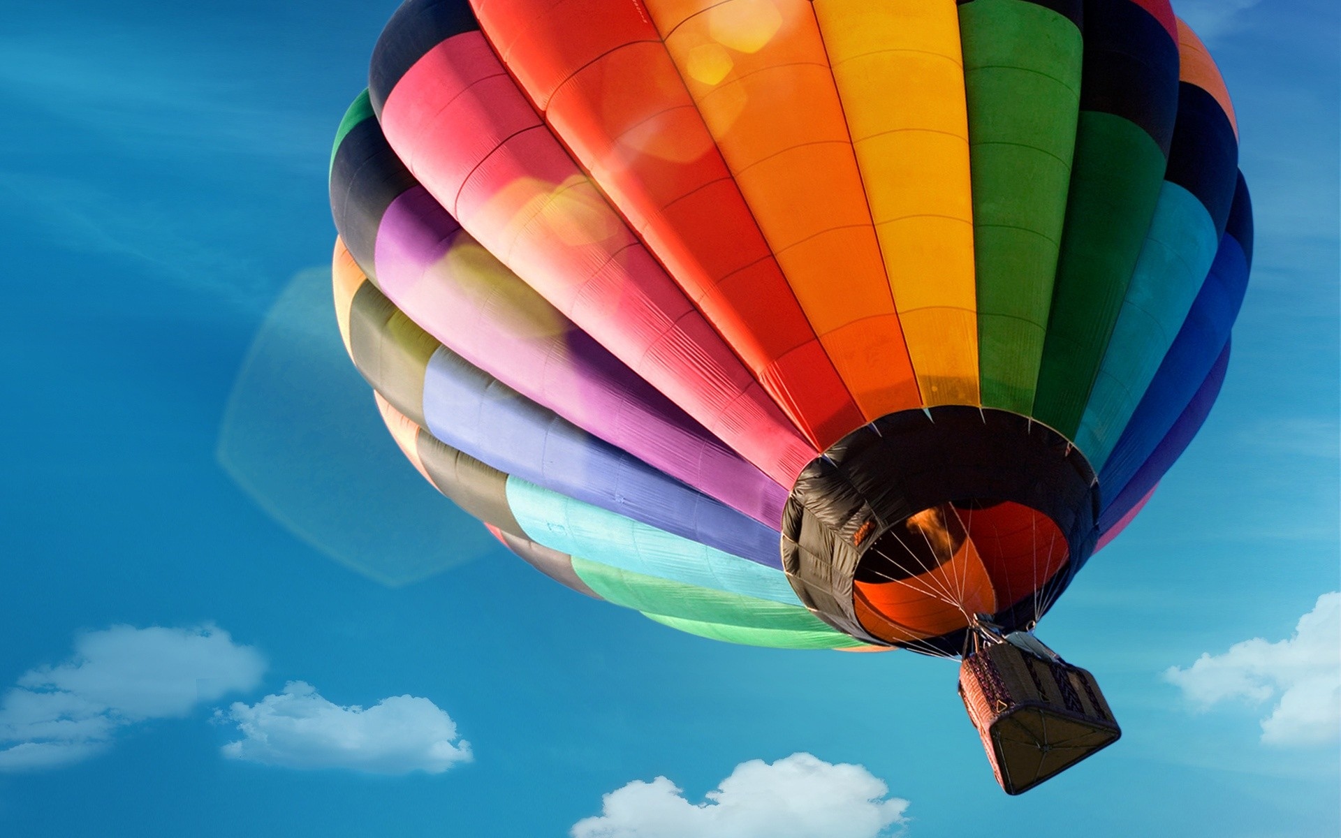 Colorfyl Hot Air Balloon Wide
