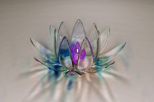Cool Glass Flower