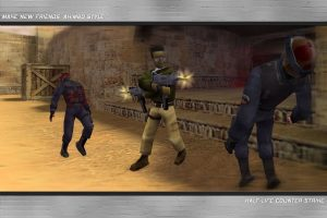 Counter Strike 18