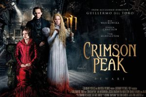 Crimson Peak 2015 Movie Wide