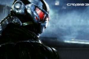 Crysis 3 The Nanosuit Wide
