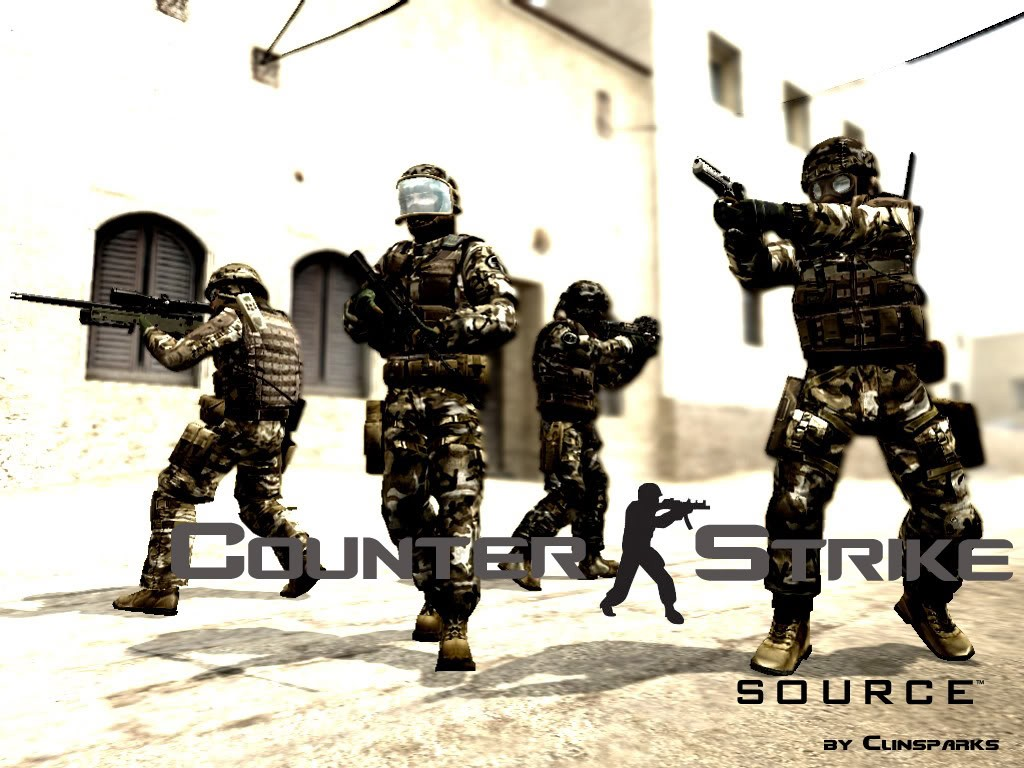 Cs Source Wall Tag