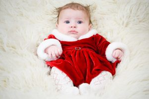 Cute Adorable Baby Girl Wide