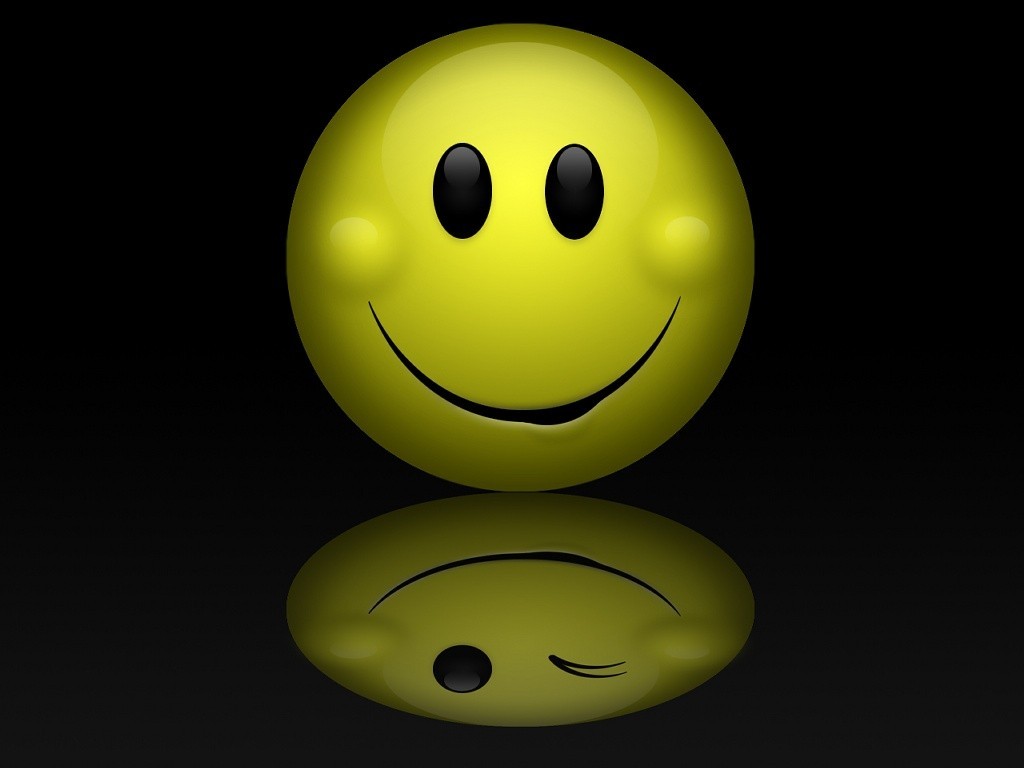 Cute Yellow Smiley