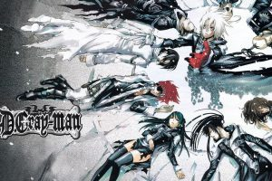 D Gray Man Wide