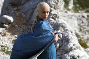 Daenerys Targaryen In Game Of Thrones Wide