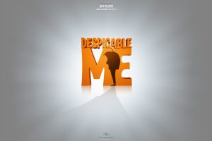 Despicable Me Poster Wide