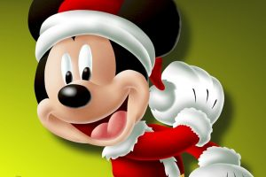 Disneys Mickey Mouse Santa Clause