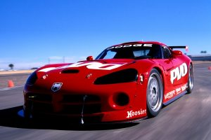Dodge Viper Competition Coupe Race